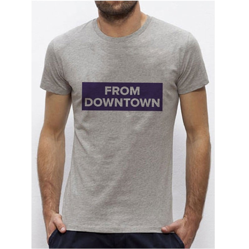 T-shirt FROM DOWNTOWN marine