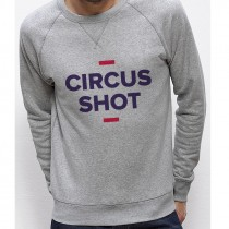 Sweatshirt CIRCUS SHOT