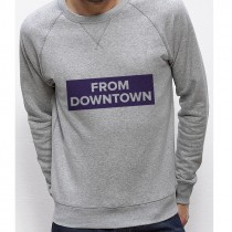 Sweatshirt FROM DOWNTOWN marine