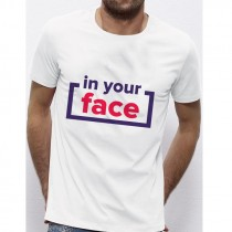 T-shirt In Your Face
