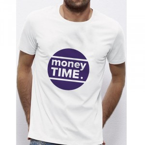 T-shirt Money Time
